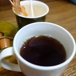 もりなが食堂 - サービスコーヒー付き♪