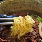 32983044 - 「塩台湾 980円」麺リフト