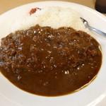 一心 - 上カツカレー(710円)