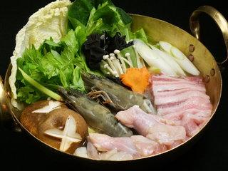 バカソウル アジア - Thai 鍋