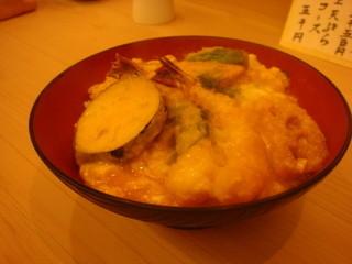 萬 - 天玉丼