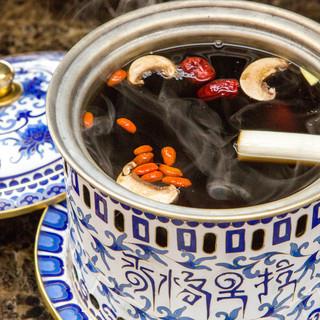 秘伝のブラックスープ
