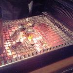 焼はまぐりる - はまぐり焼き場