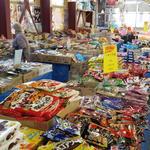 川端市場 - お菓子類