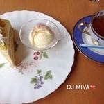 Cafe 茶楽 -