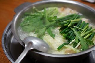 水たき 長野 - 当店の水炊き