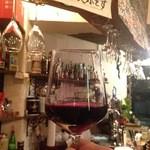 ワイン食堂 久 - 自分はボジョレーヌーボーの味があまりわからずすみません…