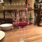 ワイン食堂 久 - 昨年のボジョレー