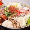 韓国家庭料理 マダン - 料理写真:プデチゲ