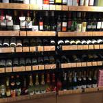 CISCA - ワインコーナー