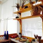 EDEN - ブッフェコーナー 常時4種類以上の前菜がお替わり自由です。