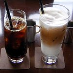 珈琲舎 珈紋 - アイスコーヒー