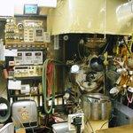 フレーバー・コーヒー - 焙煎機