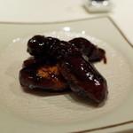 メゾン・ド・ユーロン - 国産ハーブ豚の黒酢の酢豚 2014.11.2x