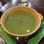 33001722 - ほうれん草の冷製スープ