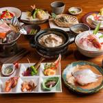 たぬき茶屋 - 料理写真:家族の記念日などお気軽にご利用ください