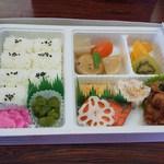 33002594 - 昼食の弁当