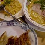 天下一品 - 炒飯餃子定食