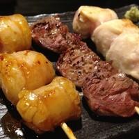 まるいち - 串焼き