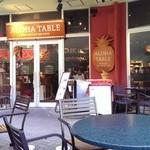 アロハテーブル ハワイアン カフェ アンド ダイナー - 外観とテラス席☆