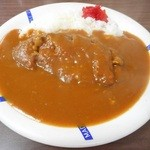 日乃出食堂 - 料理写真:カツカレー