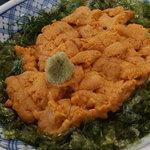 花房商店 - (2014/11/23)うに丼