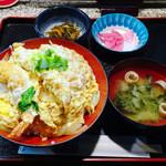 御酒印船 - 海老カツ丼