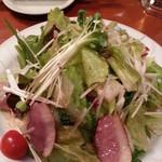 いろり - 合鴨サラダ626円