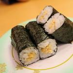 グルメ回転寿司 函太郎 - 納豆巻