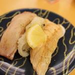 グルメ回転寿司 函太郎 - 炙り三昧