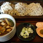 松月 - 鴨汁蕎麦