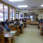 そば処 久我 - 地域の皆が新蕎麦を待ち焦がれていました。(2014/11)