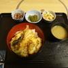 海老寿亭 - 料理写真:天丼800円
