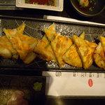 焼肉問屋 横浜醍醐 - 海鮮チヂミ