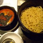 焼肉問屋 横浜醍醐 - 辛つけ麺