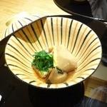 川畑 - 【2014年11月】穴子と里芋の炊き合わせ