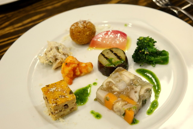 トラットリア ダ コヴィーノ - 前菜