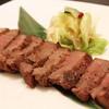 政宗 - 料理写真:厚切り牛タン焼き