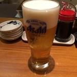 吉風 - 生ビール