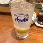 吉風 - レモンサワー