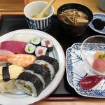 幸楽寿し - 寿司ランチ
