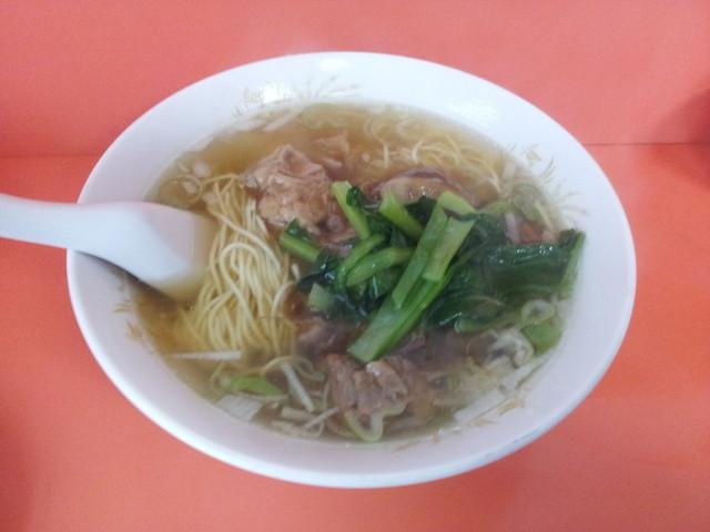 雲龍 - 牛バラ麺