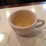 キッチン ボンシェール - ランチのスープ