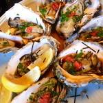 喜奈古 - 生牡蠣