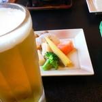喜奈古 - 生ビール