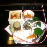 Musouambiwa - 夕食 前菜
