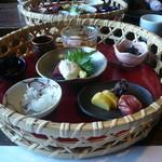 Musouambiwa - 朝食