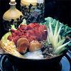 鷹一 - 料理写真:イノシカチョウ、クマ肉ナベ  丹波篠山から直送、11月~3月は当店自慢の猪鹿鳥(鴨)