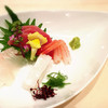 浦佐ホテルオカベ - 料理写真:お造り
