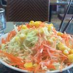 NEWラシカ - ドカ盛りサラダ